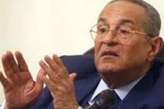 الدكتور بهاء أبو شقة رئيس حزب الوفد