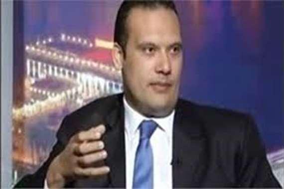 الدكتور محمد القرش المتحدث بإسم وزارة الزراعة