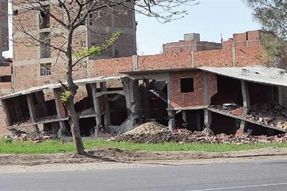 مخالفات البناء