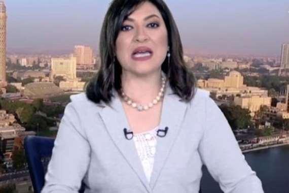 الإعلامية عزة مصطفي