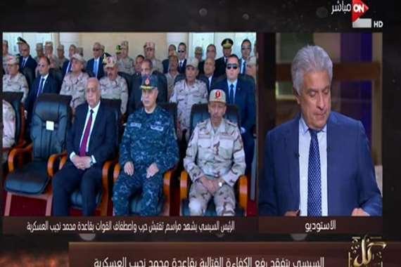 الإعلامي وائل الإبراشي