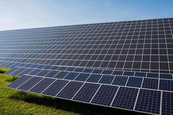 الكهرباء من الطاقة الشمسية