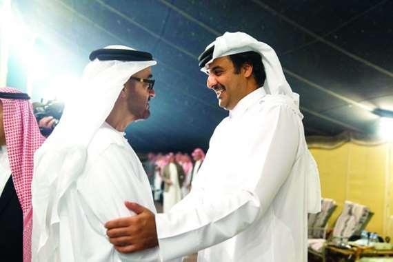 قطر- الإمارات