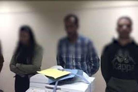 ضبط عصابة تزور المحررات الرسمية وتقلد الأختام