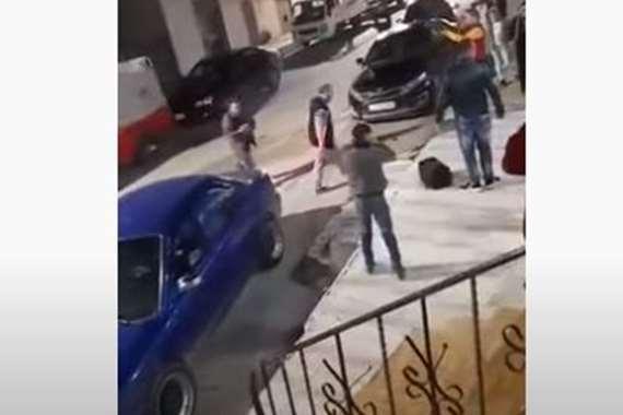 مقتل رجل بالخطأ
