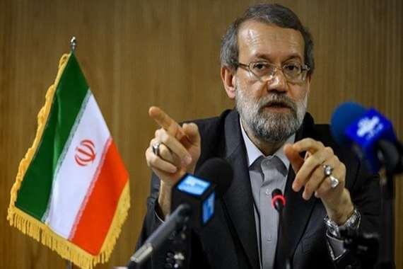 رئيس البرلمان الإيراني