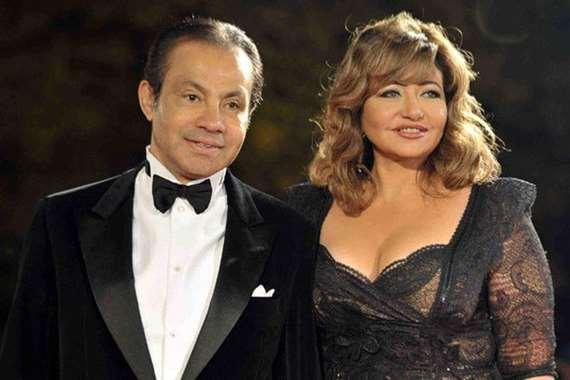 منصور الجمال وليلى علوي
