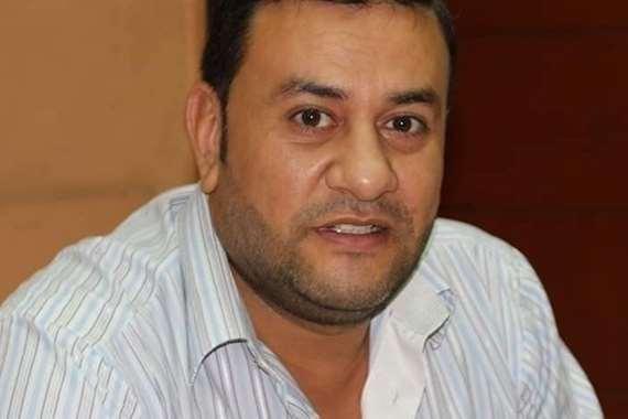 الزميل محمود رياض