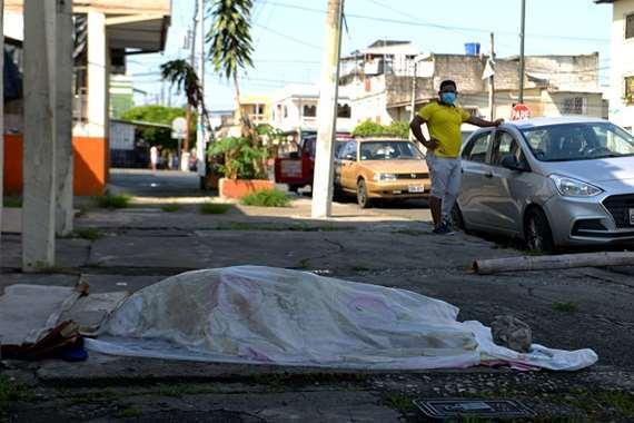 الإكوادور.. قوات خاصة لجمع الجثث من الشوارع