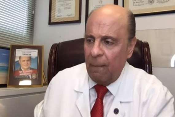 الدكتور طلال نصولي، مدير المكتب العالمي لدراسات المناعة في واشنطن