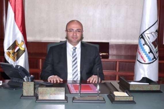 محافظ بني سويف الدكتور محمد هاني
