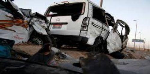 مصرع شخصين وإصابة 11 آخرين في حوادث مرورية بكفر الشيخ