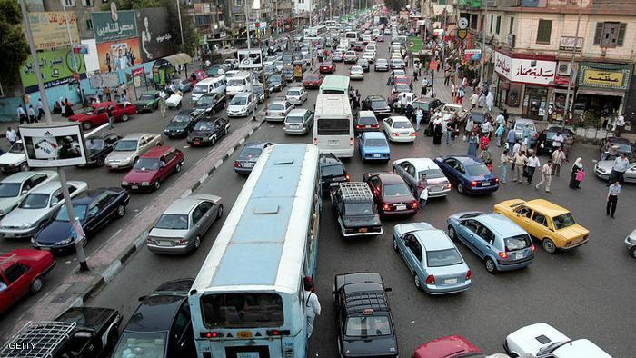 القاهرة أسرع مدن العالم نموًا في السكان