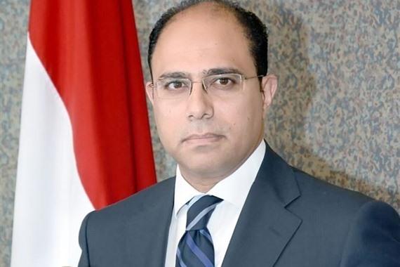أحمد أبوزيد، المتحدث باسم وزارة الخارجية