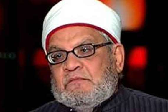 أحمد كريمة استاذ الشريعة بجامعة الازهر