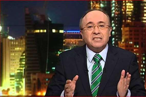 فيصل القاسم، الإعلامي بقناة الجزيرة