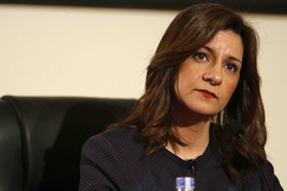 نبيلة مكرم، وزيرة الهجرة