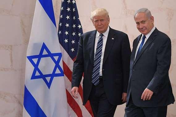 اسرائيل وامريكا