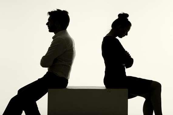 مشاكل زوجية (تعبيرية)