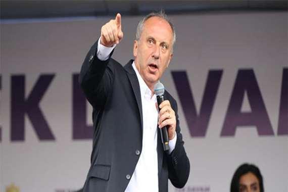محرم إينجه مرشح حزب الشعب الجمهوري