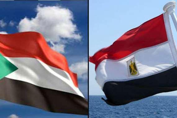 مصر والسودان