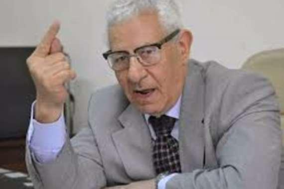 مكرم محمد أحمد، رئيس المجلس الأعلى لتنظيم الإعلام،