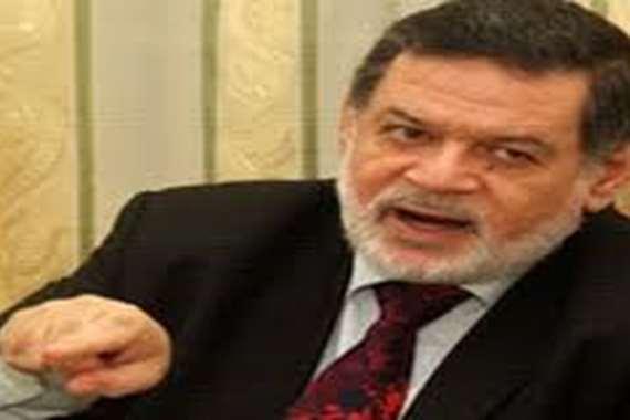 ثروت الخرباوي القيادي المنشق عن جماعة الإخوان المسلمين