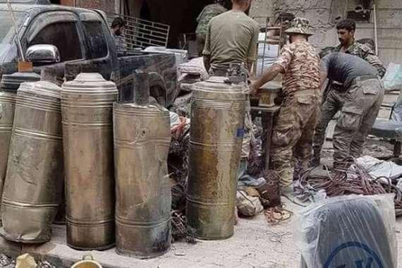 جنود بشار