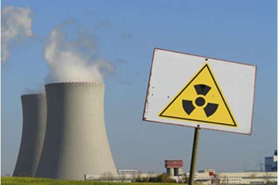 محطة طاقة نووية (أرشيفية)