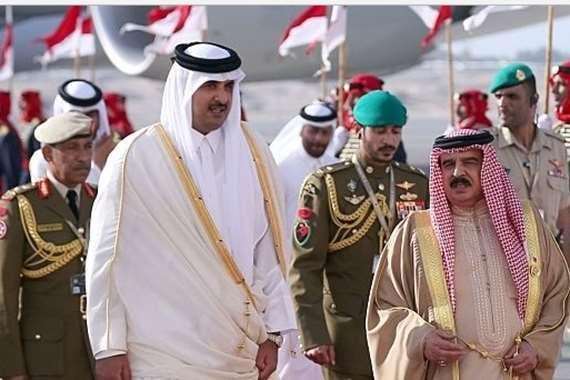 البحرين وقطر