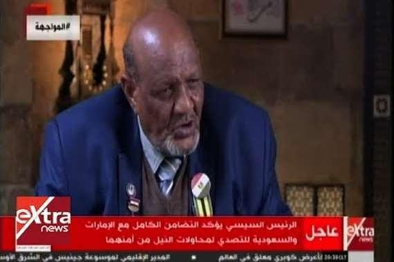البطل أحمد إدريس