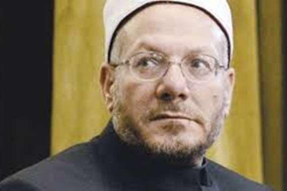 الدكتور شوقي علام، مفتي الجمهورية،