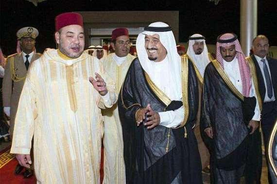 خادم الحرمين وملك السعودية