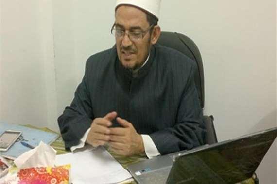 الدكتور منصور مندور، كبير الأئمة بوزارة الأوقاف