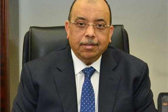 وزير التنمية المحلية، محمود شعراوي،