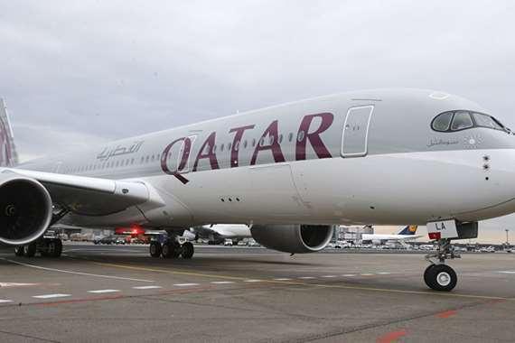 طائرة قطر
