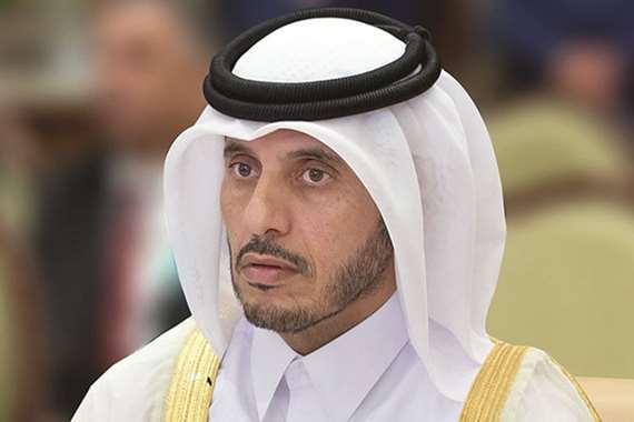 رئيس وزراء قطر