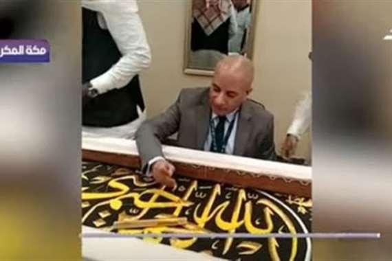 احمد موسي في الكعبة