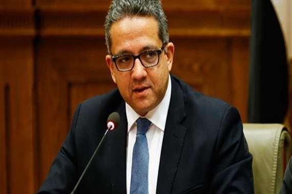 الدكتور خالد العناني، وزير الأثار