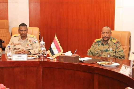 المجلس العسكري السوداني