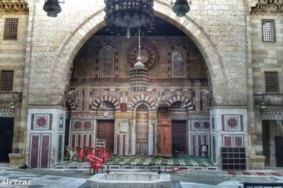 جامع ومدرسة الأمير جمال الدين الأستادار