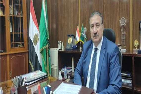 محافظ المنوفية اللواء أحمد أبو ليمون