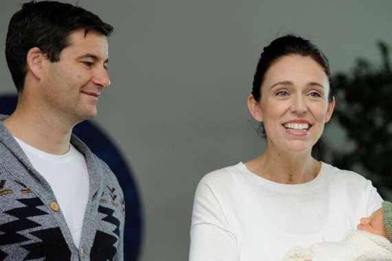 رئيسة وزراء نيوزيلندا وخطيبها