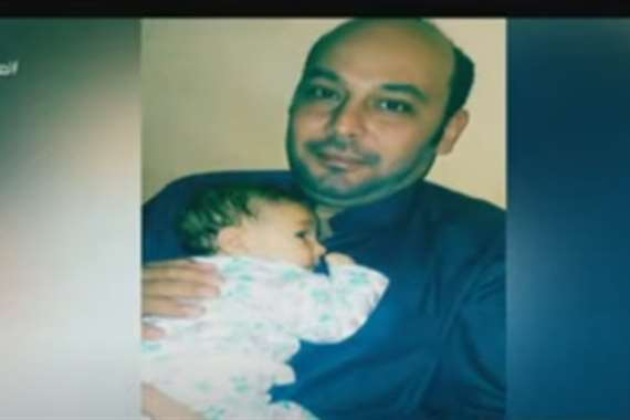 الدكتور محمود سامي الطبيب الذي فقد بصره