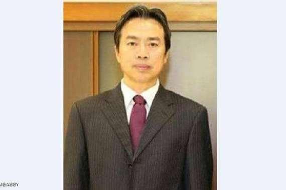 السفير الصيني لدي إسرائيل  دو وي