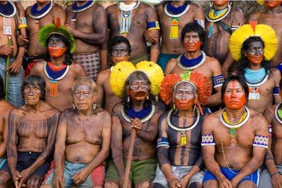 قبائل الأمازون