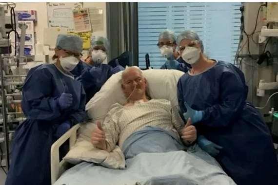 يستيقظ من غيبوبة ولا يعرف ما هو فيروس كورونا!