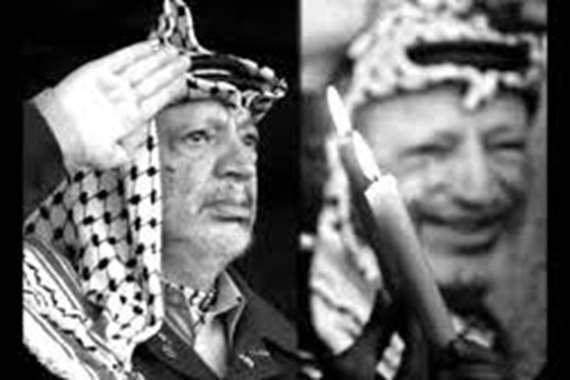 ياسر عرفات ولد في القاهرة .. ونهاية غامضة خيمت على وفاته