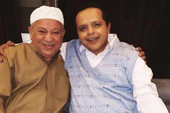 الفنان محمد هنيدي و الفنان محمد محمود