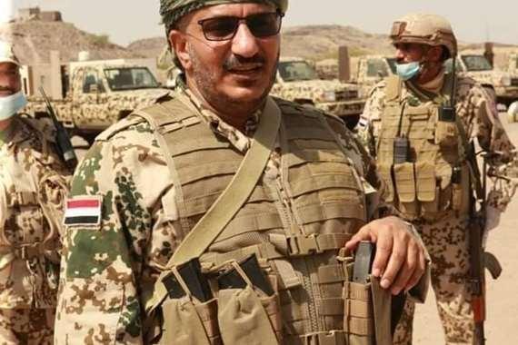 العميد الركن طارق محمد عبدالله صالح